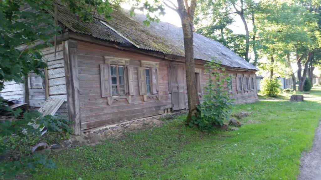 Shtetel Sakalas Litauen Leiserowitz